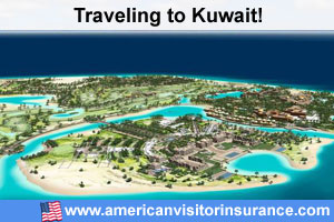 Buy visitor insurance for Kuwait