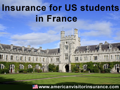 French student insurance usa