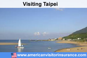 Buy travel insurance for Taipei