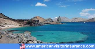 Travel insurance for Galapagos Islands (Ecuador)