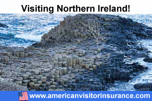 buy travel insurance for Northern Ireland