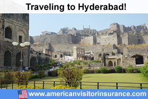 Buy visitor insurance for Hyderabad