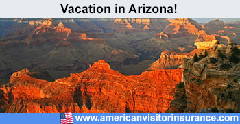 Travel insurance for grand Canyon National Park Preserve