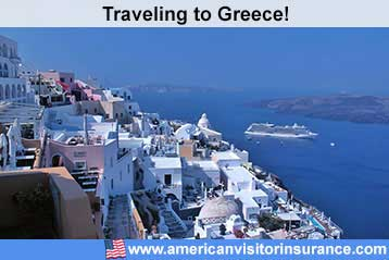 Travel insurance for Greece