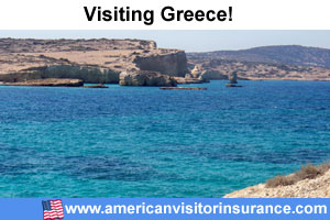 Buy travel insurance for Greece