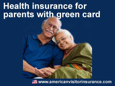 Insurance for green card holders