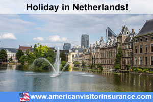 Travel insurance Netherlands