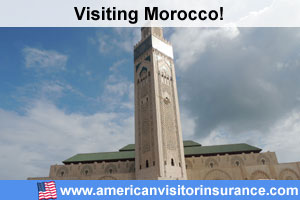 Buy travel insurance for Morocco