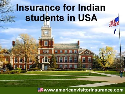 insurance for indian students in the US