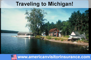 buy visitor insurance for Michigan