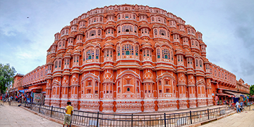 Travel insurance for Jaipur