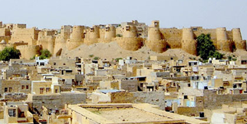 Travel insurance for Jaisalmer