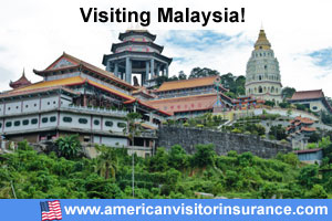 Buy travel insurance for Malaysia