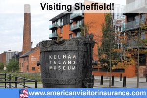 Buy travel insurance for Sheffield