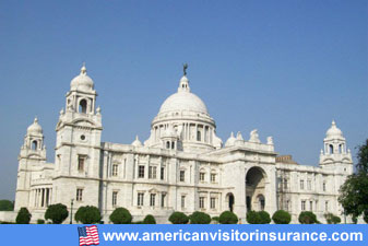 Travel insurance for Kolkata
