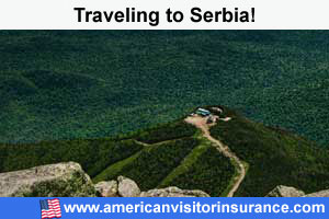 Buy visitor insurance for Serbia