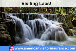 Buy travel insurance for Laos