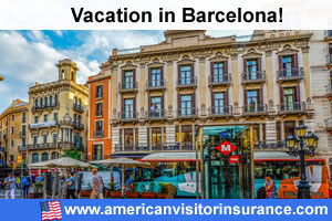 Barcelona travel insurance