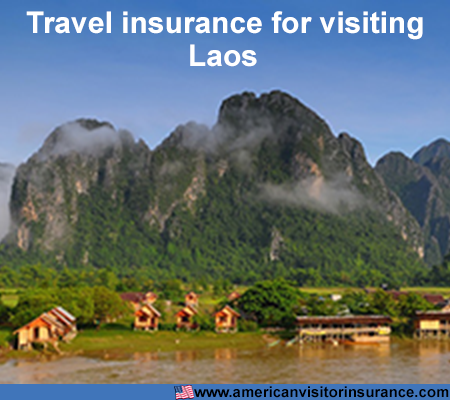 travel insurance for visiting Laos