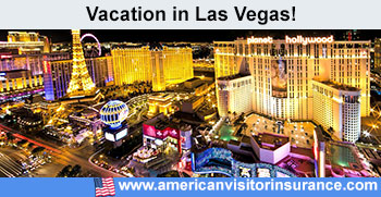 Travel insurance for Las Vegas