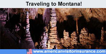 Travel insurance for Montana