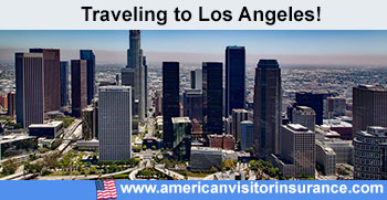 Travel insurance for Los Angeles