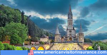 Travel insurance for Lourdes
