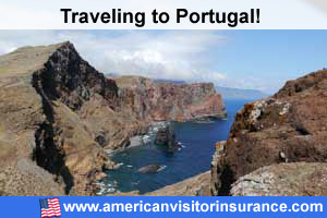 Buy visitor insurance for Portugal