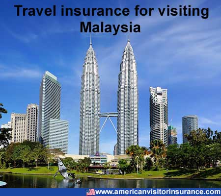 travel insurance for visiting Malaysia