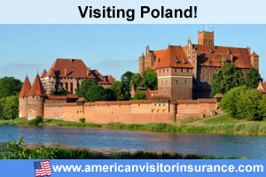 Buy travel insurance for Poland
