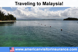 Buy visitor insurance for Malaysia