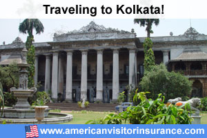Buy visitor insurance for Kolkata