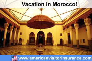 Morocco travel insurance