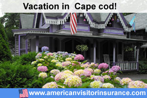 Travel insurance for Cape cod