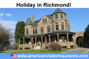 Travel insurance for Richmond