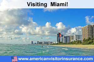 Buy travel insurance for  Miami