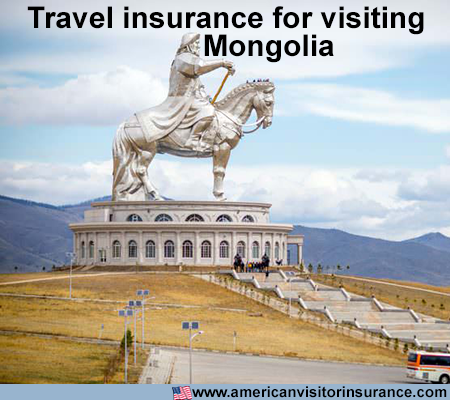 travel insurance for visiting Mongolia
