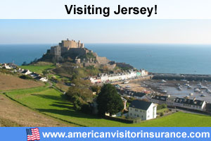buy travel insurance for Jersey