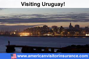 Buy travel insurance for Uruguay