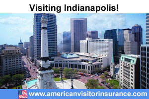 Buy travle insurance for Indianapolis