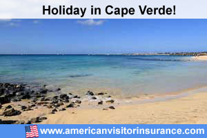 Travel insurance Cape Verde