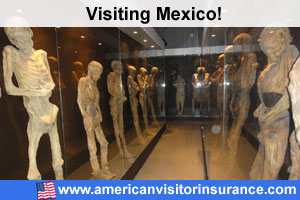 Buy travel insurance for Mexico