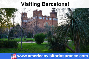 Buy travel insurance for Barcelona