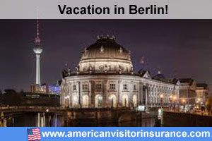 Travel insurance for Berlin