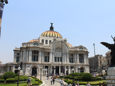 Museum of Fine Arts, Mexico City