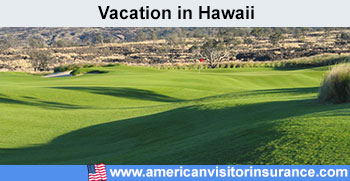 Travel insurance for Nanea Golf Club