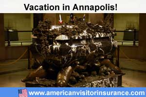 Annapolis travel insurance