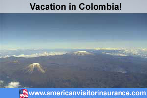 Colombia travel insurance