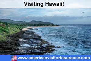Buy travel insurance for Hawaii