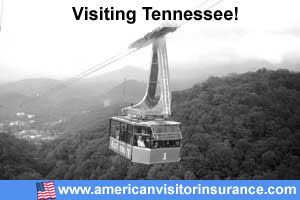 buy travel insurance for Tennessee